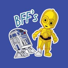 Licensed Shirt Design for Star Wars at We Love Fine