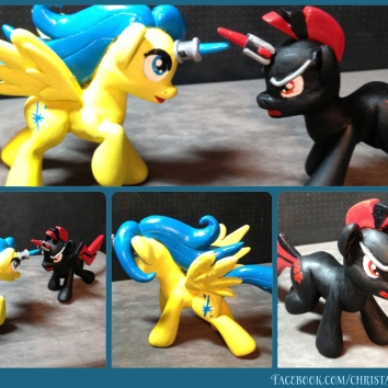 star_ponies_collage