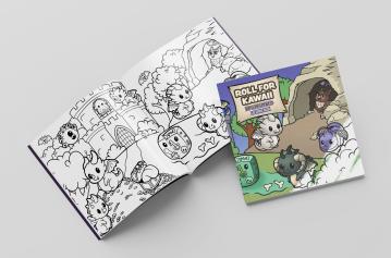 Coloring Book Design