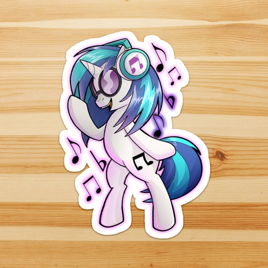 sticker_mockup_mlp_djpon3_single